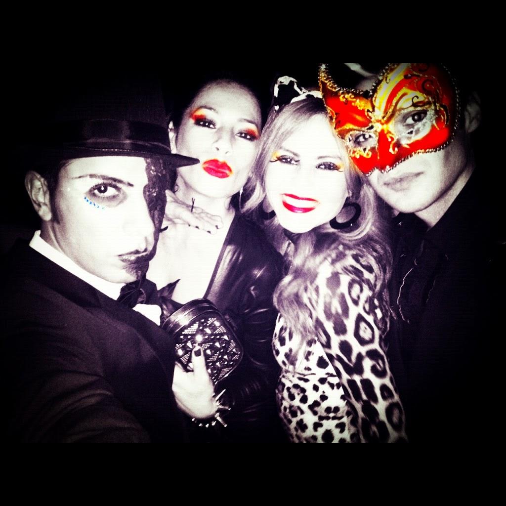 Halloween Masquerade 2012… – Franko Dean